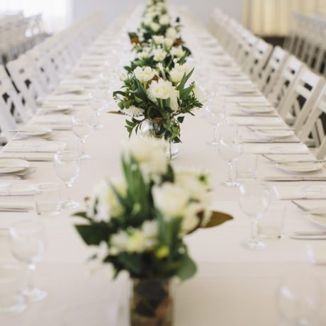 Elegant Marquee wedding reception at Peppers Moonah Links Resort on the Morninton Peninsula