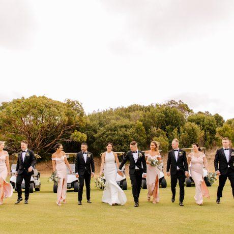 Meadow weddings on the Morninton Peninsula