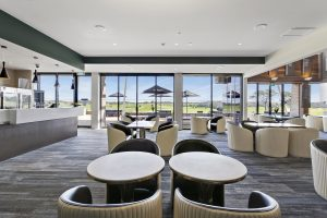 Spike Bar offers the second to none natural views for guests